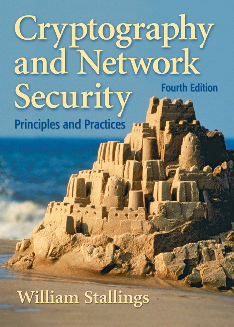 ENGINEERING PPT: Cryptography and Network Security, Fourth